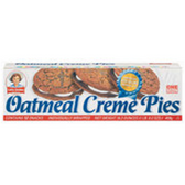 Little Debbie Oatmeal Crème Pies-12 ct