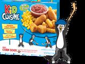 Kid Cuisine - Mini Corn Dogs -1 meal