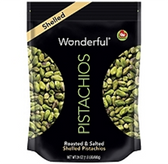 Wonderful Pistachios Shelled - 24 oz