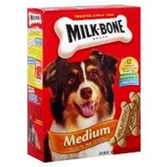 Milk Bone Dog Treats Dog Biscuits Medium - 24 Oz