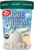 Rice Dream Ice Cream - Vanilla -1quart