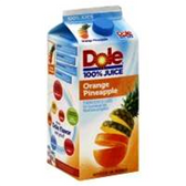 Dole Orange Pineapple Juice -64 oz