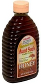 Aunt Sue's Organic Honey  -16oz