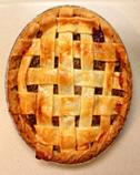 "8"" Sugar Free Cherry Pie -1ct"