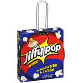 Jiffy Pop Butter Flavored Popcorn -4.5 oz