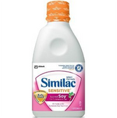 Similac Isomil Advanced Liquid Formula