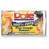Pineapple Orange And Banana Juice -12 oz