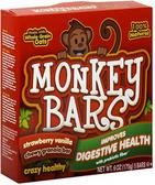 Monkey Bars - Strawberry Vanilla -5 bars
