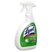 Lysol Plus Bleach -32 oz