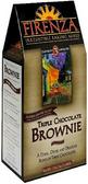 Firenza - Triple Chocolate Brownie Mix -17oz
