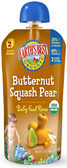 Earth's Best - Butternut Squash Pear -4oz