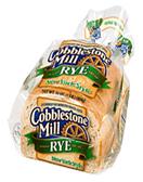 Cobblestone Mill - Jewish Rye Bread -16oz
