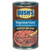 Bush's  Best Vegetarian Fat Free Baked Beans -28 oz