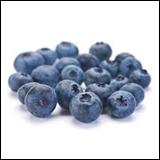 Frozen Whole Blueberries - 5 lb