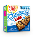 Fiber One Chewy for Kids - Chocolate -6 bars