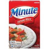Minute Premium White Instant Enriched Long Grain Rice - 28 oz