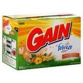 Gain Hawaiian Aloha 63 Load Powder Detergent With Febreze