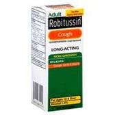 Robitussin Maximum Strength Cough Liquid - 4 Fl. Oz.