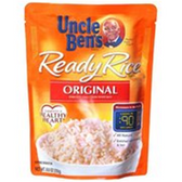 Uncle Ben's Ready Rice (Just Microwave) -  Original