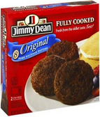 Jimmy Dean - Original Pork  Sausage -9.6oz