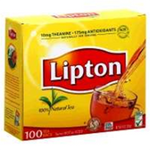 Lipton Tea Bags - 100 Count