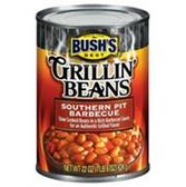 Bush's  Best Grillin' Beans Black Bean Fiesta -22 oz