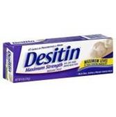 Desitin Diaper Rash Ointment - 4 oz