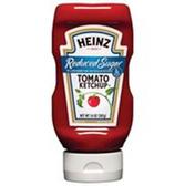 Heinz Ketchup Reduced Sugar -14 oz