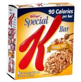 Kellogg's Special K Honey Nut Cereal Bar