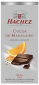 Hachez Chocolate Bar - Orange -3.5oz