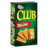 Keebler Club Original Crackers -11 oz