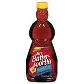 Mrs. Butterworth's Sugar Free Syrup -36 oz