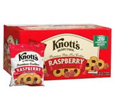 Knott's Berry Farm Raspberry Shortbread