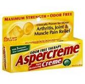 Aspercreme Analgesic Cream - 3 Oz