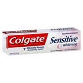 Colgate Sensitive Plus Whitening Fresh Stripe Toothpaste - 6 Oz