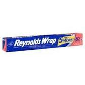 Reynolds Aluminum Foil Wrap - 80 Sq. Ft.