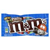 M&M's Milk  Chocolate Pretzel -10.6 oz