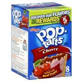 Kellogg's Pop Tart Cherry -8 ct