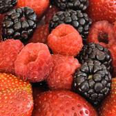 Central Market Organics Frozen Berry Blend - 10 oz