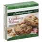 Central Market Cookie Dough Cranberry Walnut -22oz