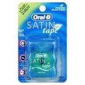 Braun Oral B Satin Mint Tape - 27 Yard