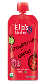 Ella's Kitchen - Apple & Strawberry -3.5oz
