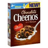 General Mill Chocolate Cheerios Cereal - 11.3 oz