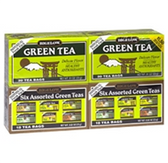 Bigelow Quad Pack Herbal Tea-4pk