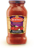 Bertolli Vineyard Fire  Roasted Tomato - 24 oz