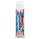 Aquafresh Bubblemint Kids Toothpaste - 4.60 Oz