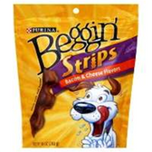 Beggin Strips Bacon & Cheese Dog Treats Value Pack - 10 Oz