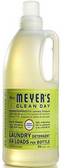Mrs. Meyer's Laundry Detergent - Basil -64oz