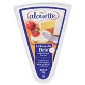 Alouette Crème De-Brie Spreadable Cheese -6.5 oz