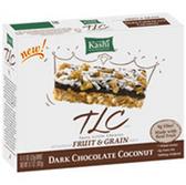 Kashi TLC Dark Chocolate Coconut Fruit & Grain Bars-6 pk